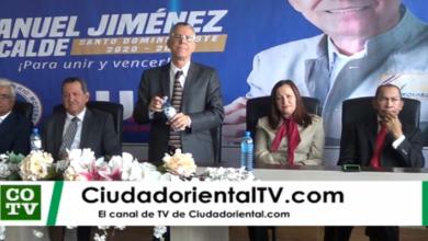 "Photo of Manuel Jiménez revela detalles de su plan para ""proteger cada centro de votación"" + Vídeo"