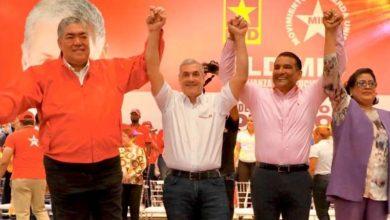 Photo of El Penco fue proclamado como candidato presidencial del Movimiento de Izquierda Unida, en Calero