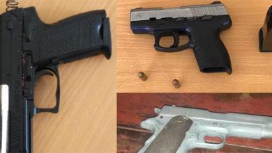 Photo of PN en SDE ocupa 16 armas ilegales en primeros 18 días de enero