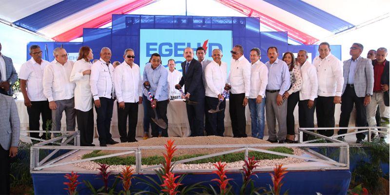 Photo of Presidente Danilo Medina da primer palazo construcción Presa Boca Los Ríos en Santiago Rodríguez