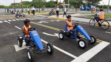 Photo of Parque Educación Vial de Ciudad Juan Bosch recibe 2,400 visitas en los primeros tres meses