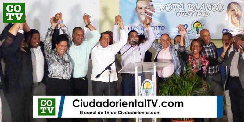 Photo of La alianza municipal PLD-PRD en SDE cobra fuerza alrededor de Luis Alberto Tejeda