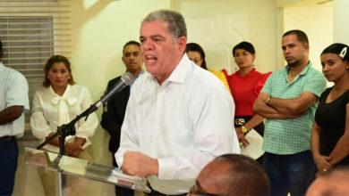 Photo of Amarante Baret: Liderazgo político nacional debe evitar la crispación y la violencia