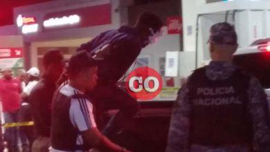 Photo of La PN mata en un intento de fuga en el hospital Dr. Darío Contreras a uno de los presuntos asaltantes de la gasolinera