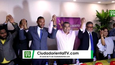 Photo of Luis Alberto llega al último día de su campaña fortalecido con el respaldo de grupos balagueristas