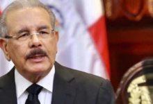 Photo of El presidente Danilo Medina dará esta noche un discurso a la Nación