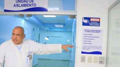 Photo of Hospital Militar FARD preparado para atender posibles casos coronavirus