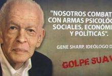 """Photo of Las cinco etapas para asestar un golpe de estado """"blando"""", según Gene Sharp"""
