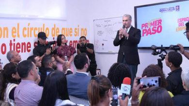 Photo of Gonzalo Castillo inaugura local para apoyar a que los jóvenes emprendan y consigan su primer empleo