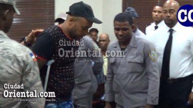 """Photo of Alias """"El Mocho"""" condenado a 30 años de prisión por asesinato sargento PN en Los Trinitarios"""