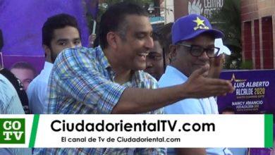 Photo of Luis Alberto responde a quienes dicen que usa asfalto del ASDE para asfaltar calles