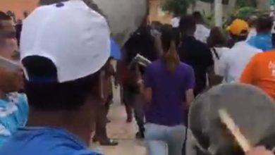 Photo of De las palabras a los hechos: simpatizantes del PRM salen a enfrentar directamente a Luis Alberto Tejeda