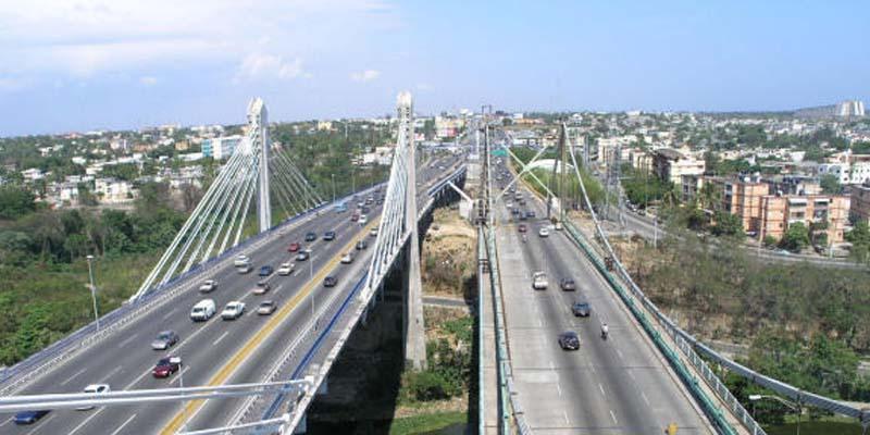 Puentes Duarte y Juan Bosch
