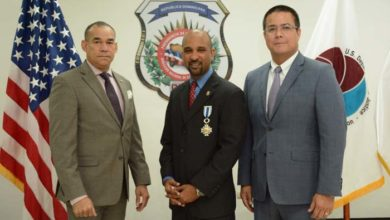 Photo of Gobierno otorga orden al Mérito Duarte, Sánchez y Mella al dominicano Evaristo Cedeño, un agente de la DEA