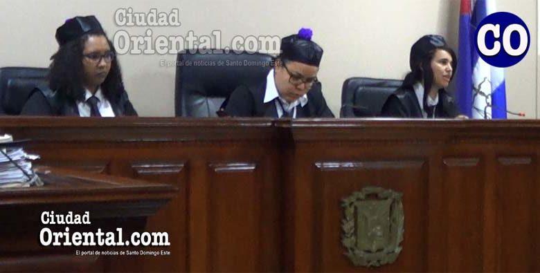 Segundo Tribunal Colegiado de la provincia Santo Domingo