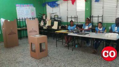 Photo of Inician las votaciones en SDE con escasa asistencia de electores