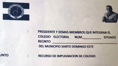 Photo of Equipo de Luis Alberto denuncia Manuel Jiménez se propone impugar colegios electorales en los que pierda