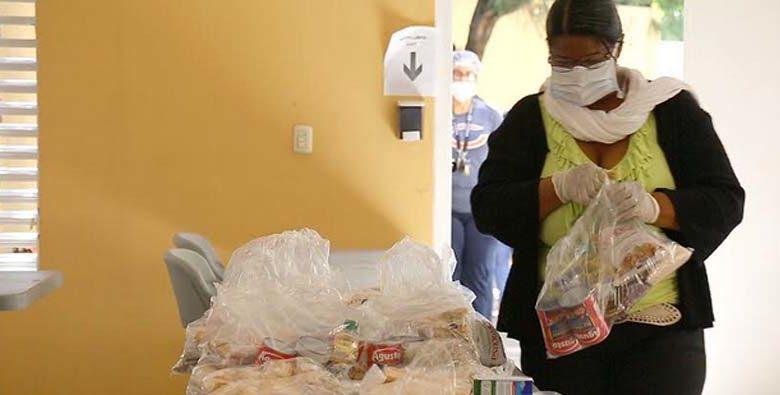 La acción busca garantizar la alimentación escolar a los estudiantes de sector público.