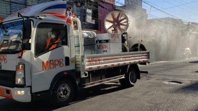 Photo of MOPC interviene nueve sectores del Distrito Nacional con descontaminación masiva