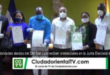Photo of Autoridades electas del DM San Luis reciben certificados en la JE de SDE + Vídeo