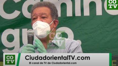 """Photo of ¿Qué fue lo que le dijo Leonel Fernández a los """"nuevos"""" miembros de la FP en el patio de la parroquia Paz y Bien? + Vídeo"""