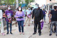 Photo of Jacinta Estévez lleva operativo de fumigación a Mandinga con el apoyo del Sector Externo de Gonzalo Castillo