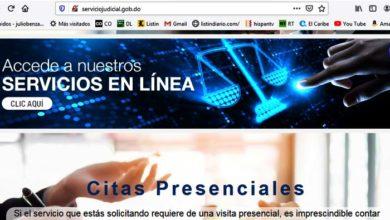 Photo of Poder Judicial dispone portal web para citas, solicitudes y documentación