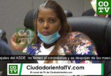 Photo of Regidores del ASDE se toman a chercha el coronavirus y se despojan de las mascarillas durante los debates + Vídeo