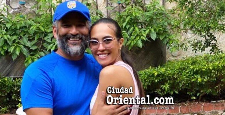 Luis Alberto y su esposa Noemí