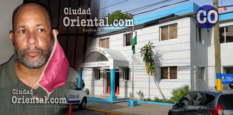 """Esterlín Francisco Santos, alias """"El Panadero"""" / Departamento Felicidad."""