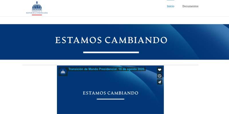 Portal de la Presidencia RD