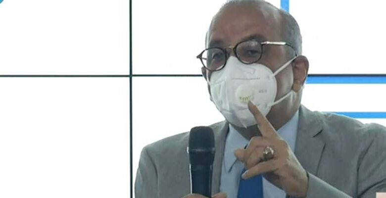 Plutarco García, Ministro de Salud