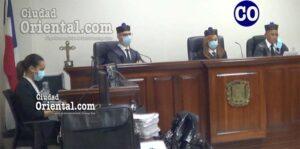 Primer Tribunal Colegiado de la provincia Santo DomingoPrimer Tribunal Colegiado de la provincia Santo Domingo