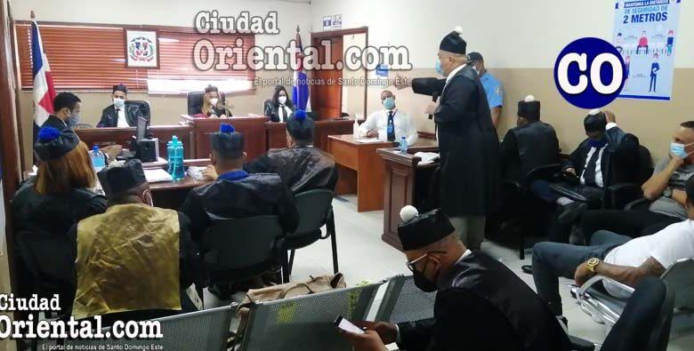 El orden de las pruebas de la Fiscalía, centraron los debates.