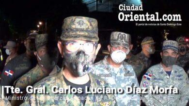 Teniente General Carlos Luciano Díaz Morfa