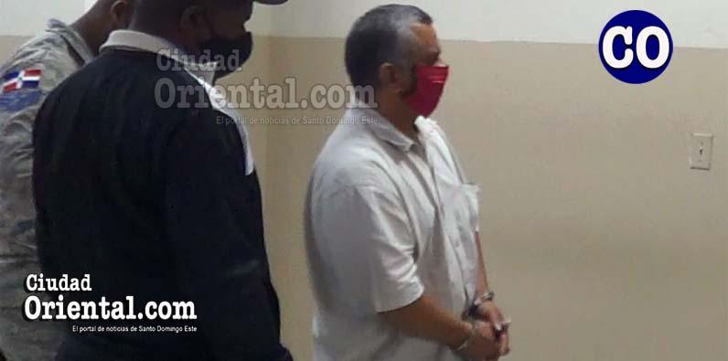 Raúl Alberto Sulbaran Belis. en custodia.