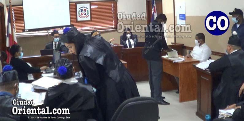La Fiscalía dio por concluida la presentación de sus testigos.