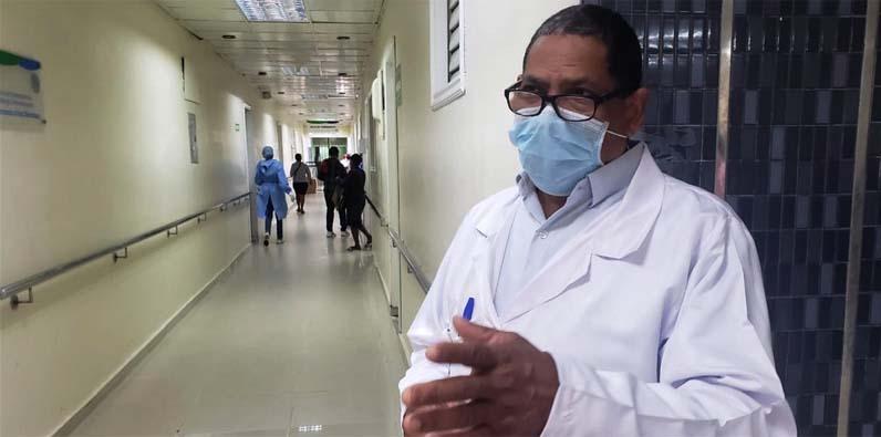 Dr. Fredis de Jesús Reyes