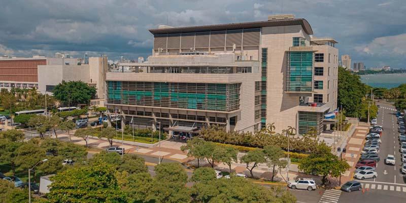 Edificio de la Procuraduría General de la República