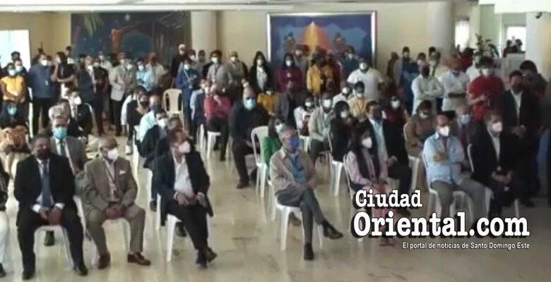 Ningún regidor del ASDE acompañó a Manuel Jiménez a la inauguración de su emisora