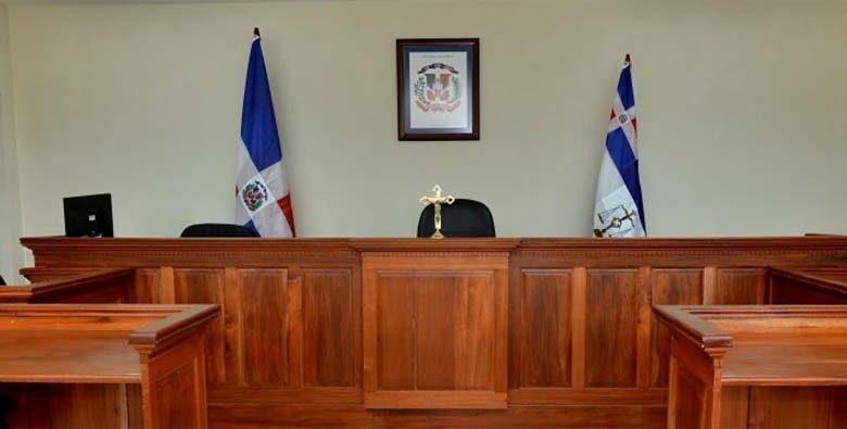 Tribunal judicial.