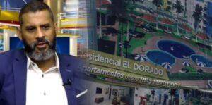 """Entre los condenados está Esteban Frías Tejada, propulsor del proyecto """"Residencial El Dorado""""."""