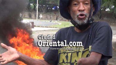 Un lavador de vehículos dice que el alcalde Jiménez lo ha dejado sin su fuente de sustento