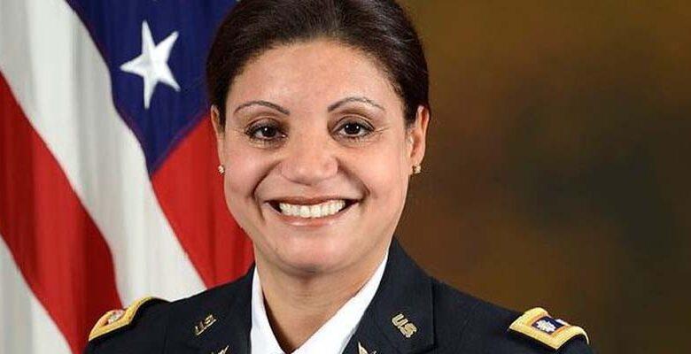 Teniente Coronel Marisol Chalas