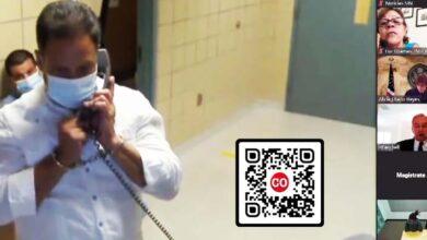 El diputado y presunto narco perremeísta comparece ante un juez en Miami