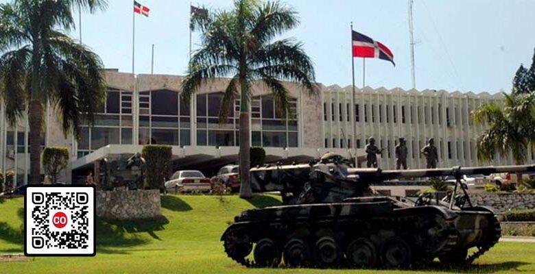 Edificio del Ministerio de las Fuerzas Armadas de RD