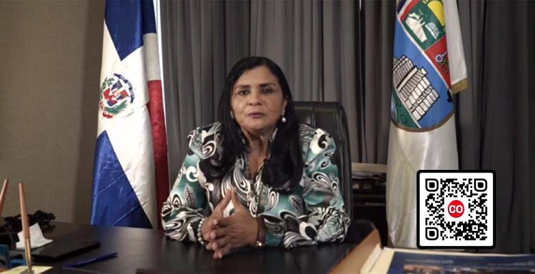 Angela Henríquez, Vice Alcaldesa de Santo Domingo Este