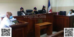 Cuarto Tribunal Colegiado provincia Santo Domingo.