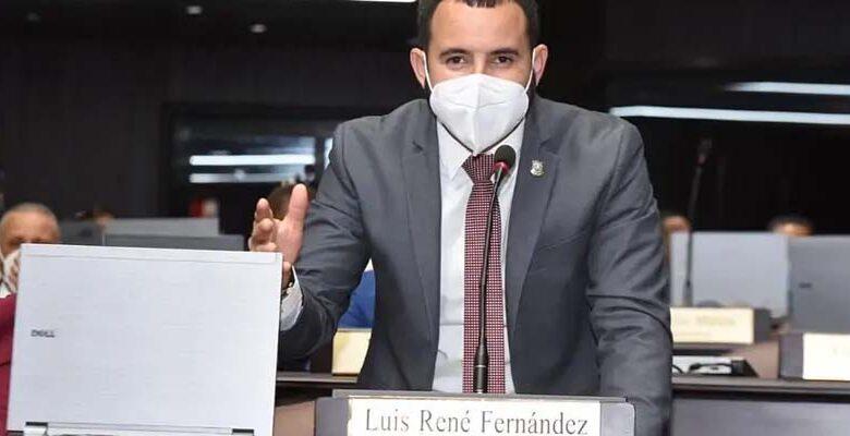 Luis René Guzmán, diputado por el PRM