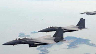 Aviones de combate/ Imagen ilustrativa